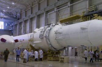 «Роскосмос» разработает водородный двигатель для ракеты «Ангара-А5В»