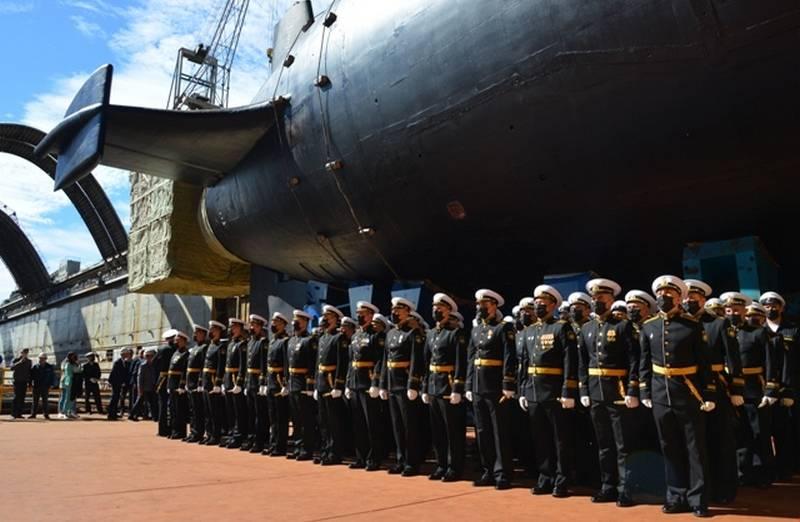 Первый серийный АПРКСН проекта 955А «Князь Олег» спущен на воду