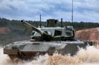На Западе сравнили российский танк Т-14 «Армата» и американский «Абрамс»