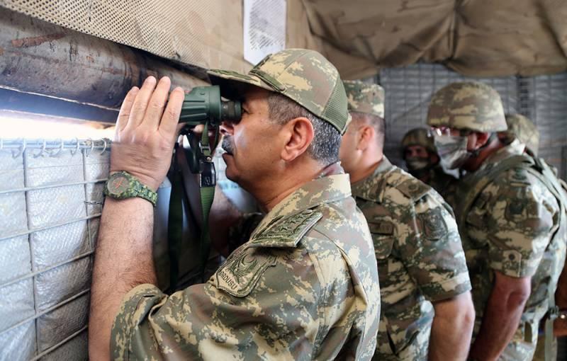 В Баку заявили о возможном ударе по атомной электростанции в Армении