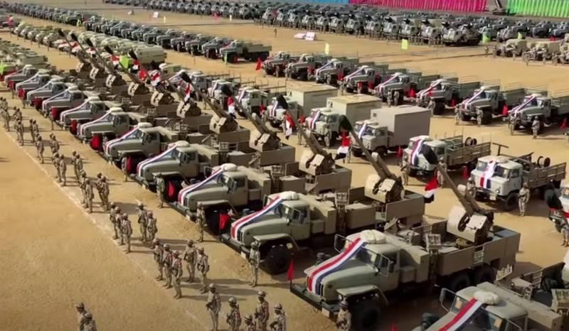 Египетская армия против протурецких боевиков: в Ливии назревает новый вооруженный конфликт