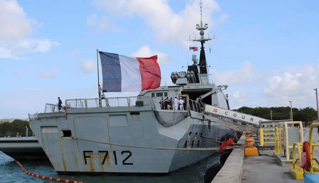 Франция вышла из миссии НАТО из-за конфликта с Турцией