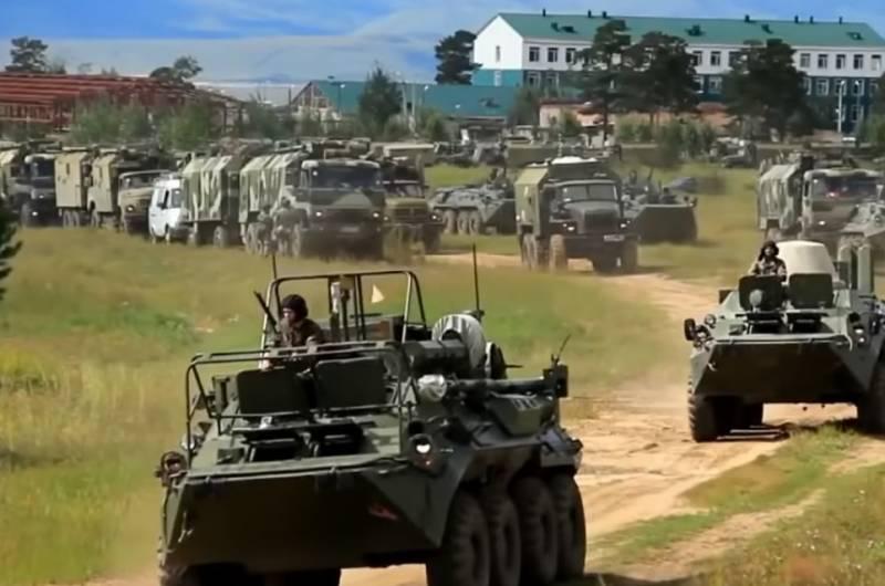 На Украине назвали «признак скорого вторжения России»