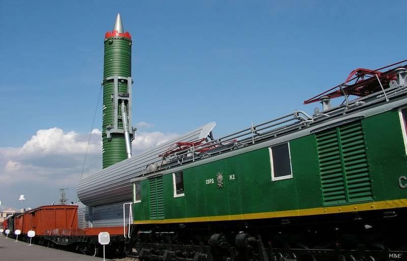 Эксперт назвал сроки разработки и принятия на вооружение нового БЖРК «Баргузин»