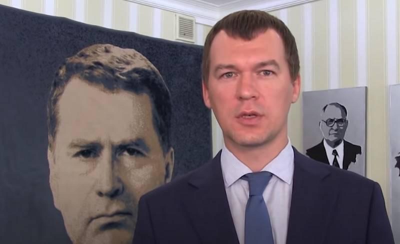 Три дня в кресле губернатора: Михаил Дегтярёв взялся за окружение Фургала