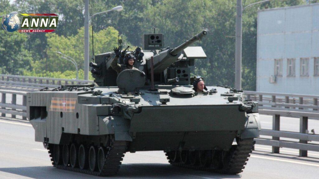 Роботизированный зенитный артиллерийский комплекс