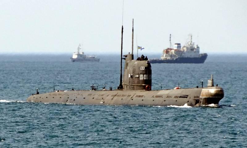Чем грозит Крыму появление на Украине сверхмалого подводного флота