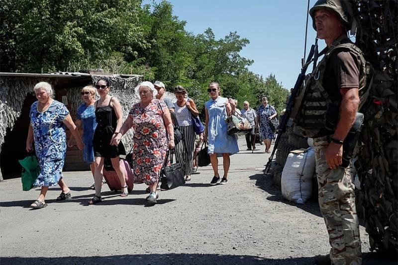 Украина стала угрозой для ЛДНР и России