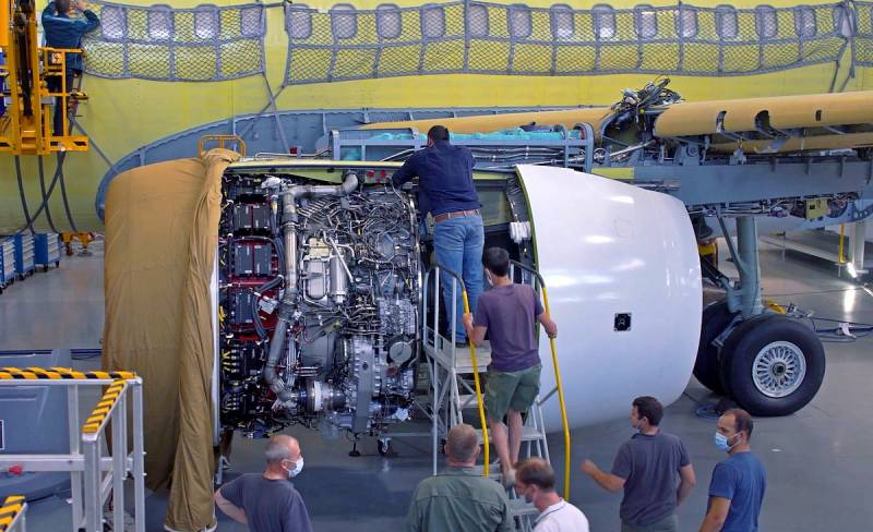 Двигатель ПД-14 успешно установили на МС-21