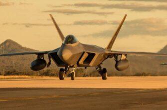 Старые F-22 предложили использовать в качестве имитаторов российских Су-57