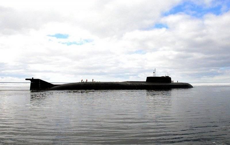 Шведы в восторге от «гигантской» российской подводной лодки