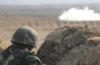 Стрельба на границе Армении и Азербайджана