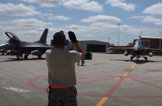 ВВС США потеряли пятый боевой самолёт с начала мая