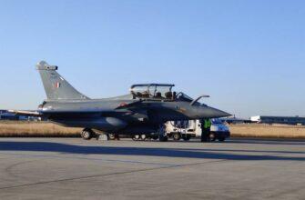В Индии забеспокоились об истребителях Rafale в связи с ракетными стрельбами Ирана
