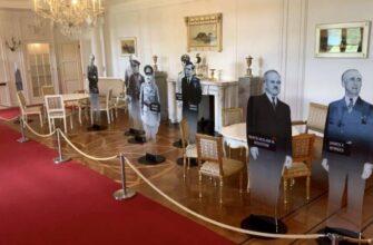 Немецкая выставка к 75-летию Потсдамской конференции. Почему не участвует Россия?