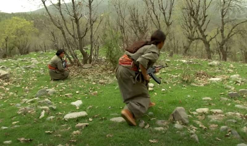 Курды сообщают о серии нападений на турецких военнослужащих