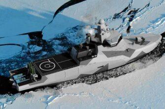 В МИД РФ ответили на претензии США по установке КР «Калибр» на российский ледокол