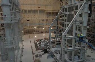Во Франции началась сборка первого в мире международного термоядерного реактора: Россия участвует