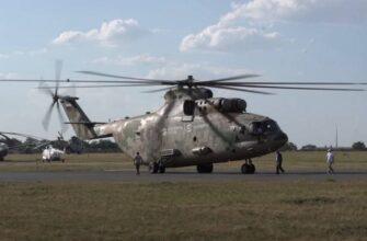 Стали известны сроки начала серийного производства Ми-26Т2В