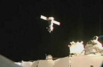 «Прогресс МС-15» установил новый рекорд, выполнив полет по сверхкороткой схеме