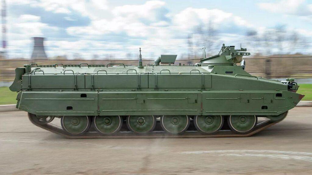 Модификации легкобронированного тягача МТ-ЛБ