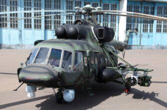 «Терминатора». Начаты испытания вертолёта Ми-8АМТШ-ВН