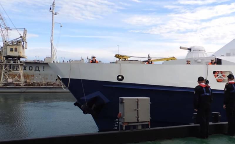 На Украине: «Россия устроила провокацию против корабля ВМС Болгарии на учениях Sea Breeze»