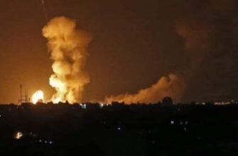 Нападение на американскую колонну в Ираке