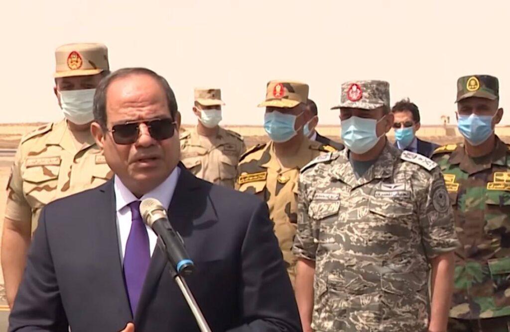 Учения армии Египта являются «предупредительным выстрелом» для Эрдогана