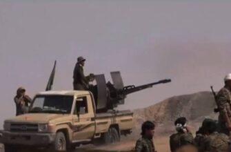 В Сирии в плен попали боевики, подготовленные американскими инструкторами