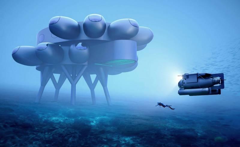 Проект «Протей»: на дне Мирового океана появится огромная лаборатория