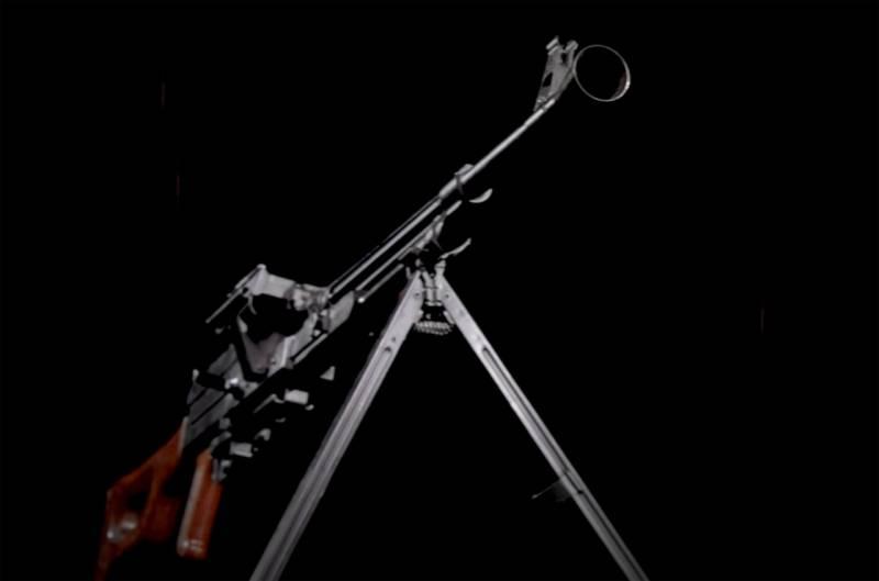 Обзор прототипа пулемёта Калашникова