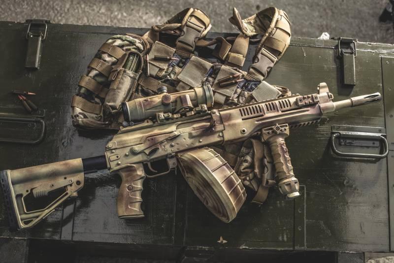 Новый пулемёт на базе РПК-16. Сделать из хорошего отличное?