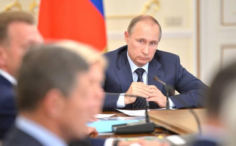 Названо имя вероятного преемника Путина