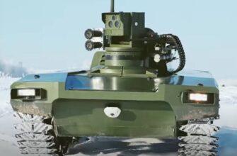 Робототехническую платформу «Маркер» сделают полностью автономной