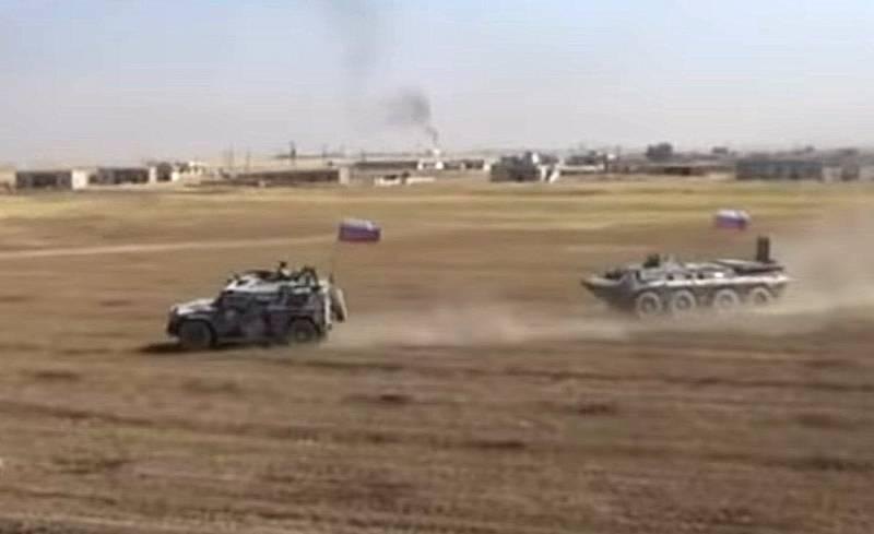 «Невероятно, осмелевший русский приказывает нашему солдату»: реакция из США на погоню в Сирии