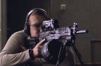 В России появится новый ручной пулемёт