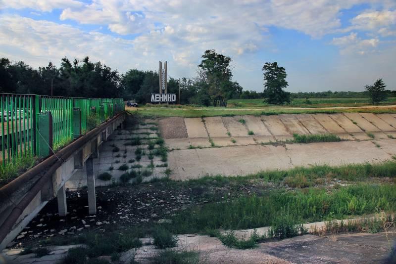 Кто победит в «войне» за воду в Крыму: жизнь без днепровской воды