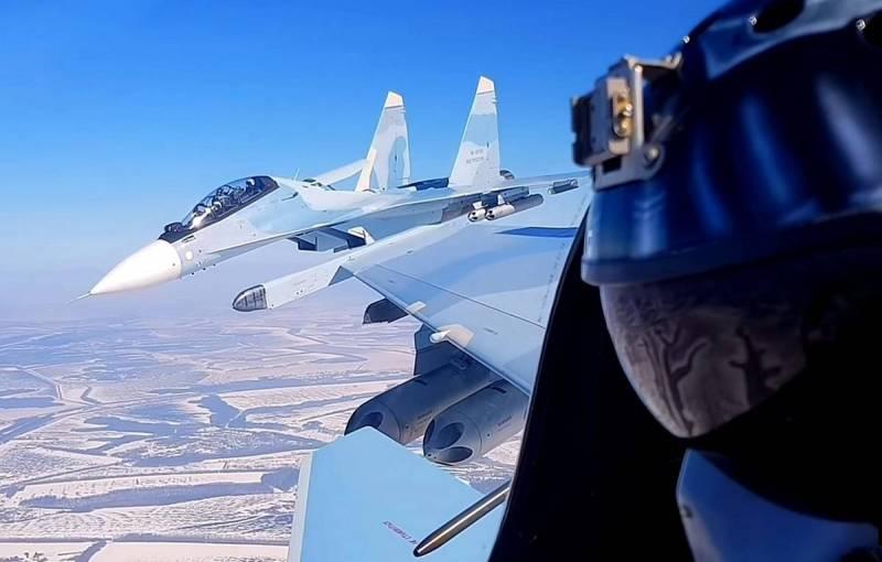 Появление в Иране истребителей Су-30 изменит расклад сил на Ближнем Востоке