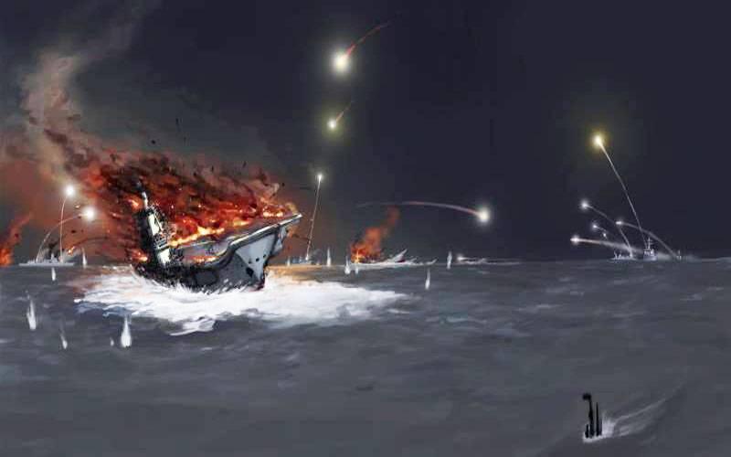 Потопить китайский авианосец: как в Корее видят морскую баталию