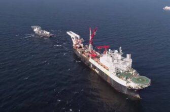 Конгресс США единогласно ужесточил санкции против «Северного потока-2»
