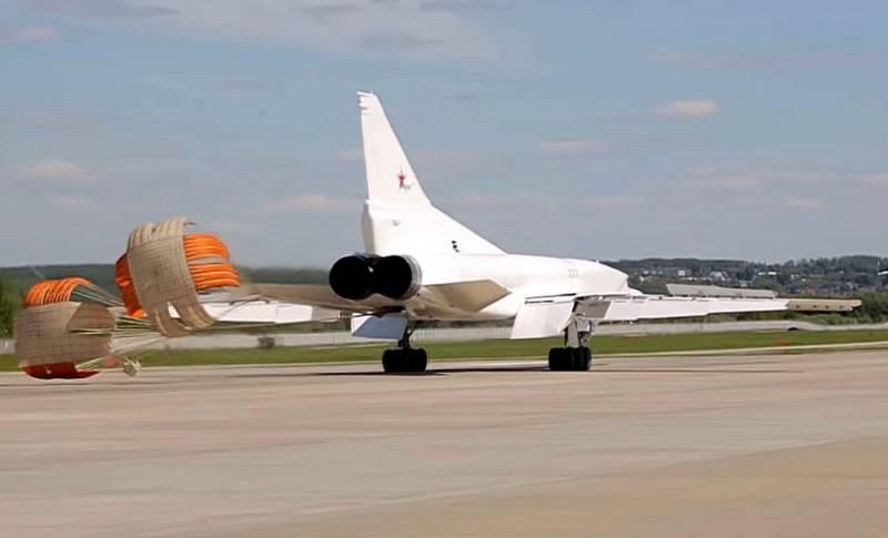 Появление Ту-22М3М в Крыму окончательно разрушит планы США в Черном море