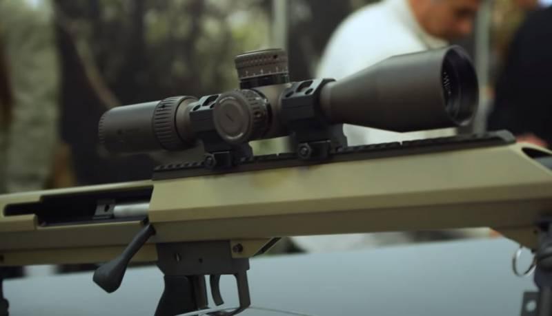 Обзор мультикалиберной адаптивной винтовки MRAD Barrett