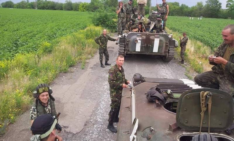 В ВСУ обнародовали сумму выплат украинским военным за уничтоженную технику ЛДНР
