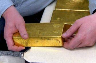 Как США наложили руки на золото разных стран мира