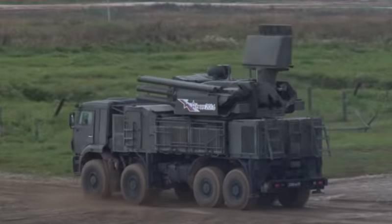 Российские ЗРПК «Панцирь-С» получили автоматизированную систему управления