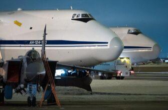 Разработка замены тяжелых транспортных самолётов