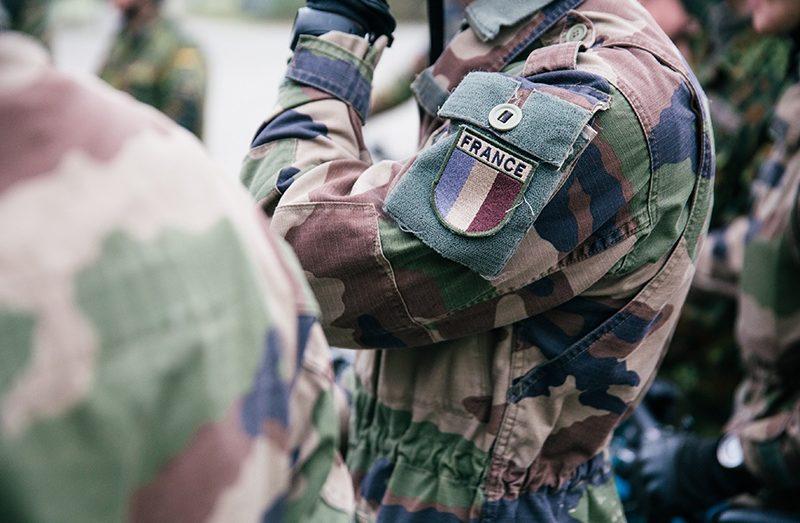 Французского офицера подозревают в передаче России «секретных документов»
