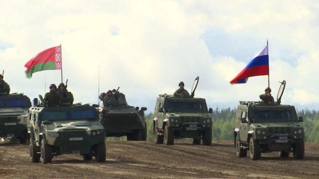 В случаи внешней агрессии Россия и Белоруссия задействуют совместную группировку