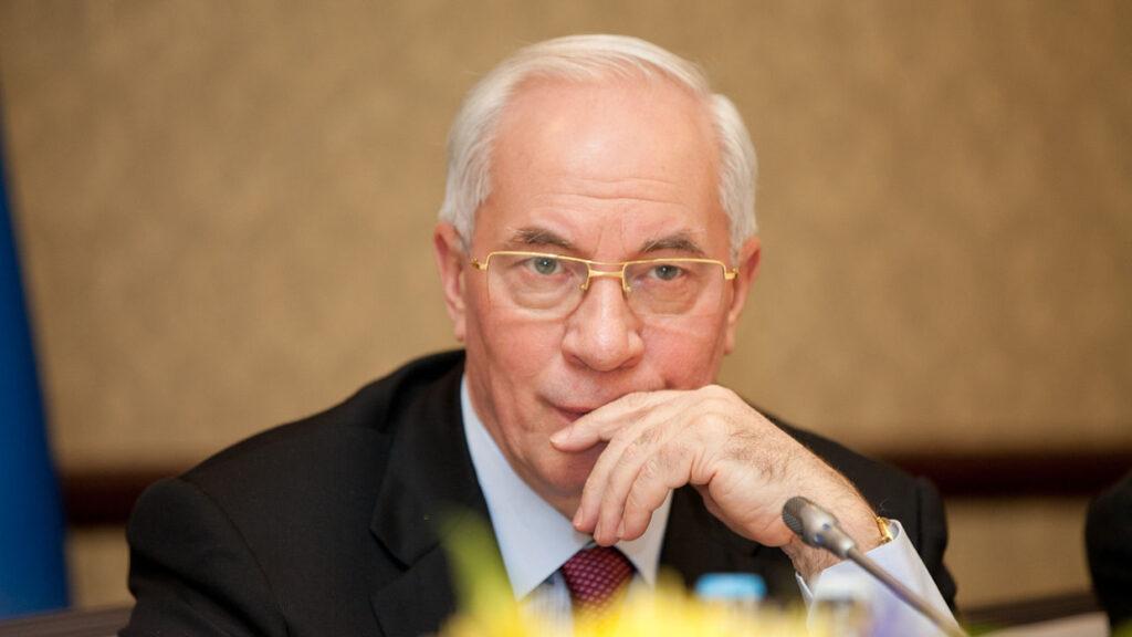 Азаров объяснил, почему не хочет быть премьер-министром Белоруссии